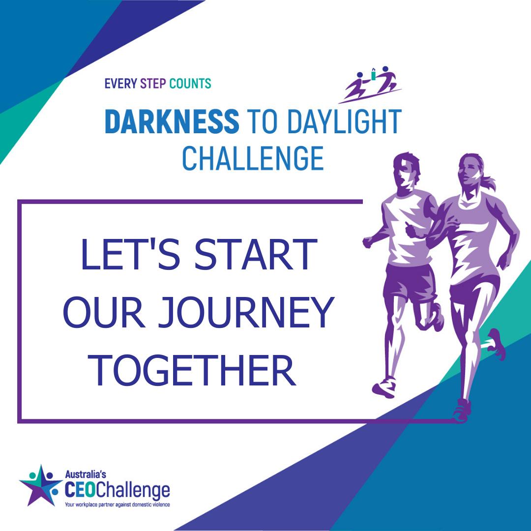 Let's Start Our Journey Together