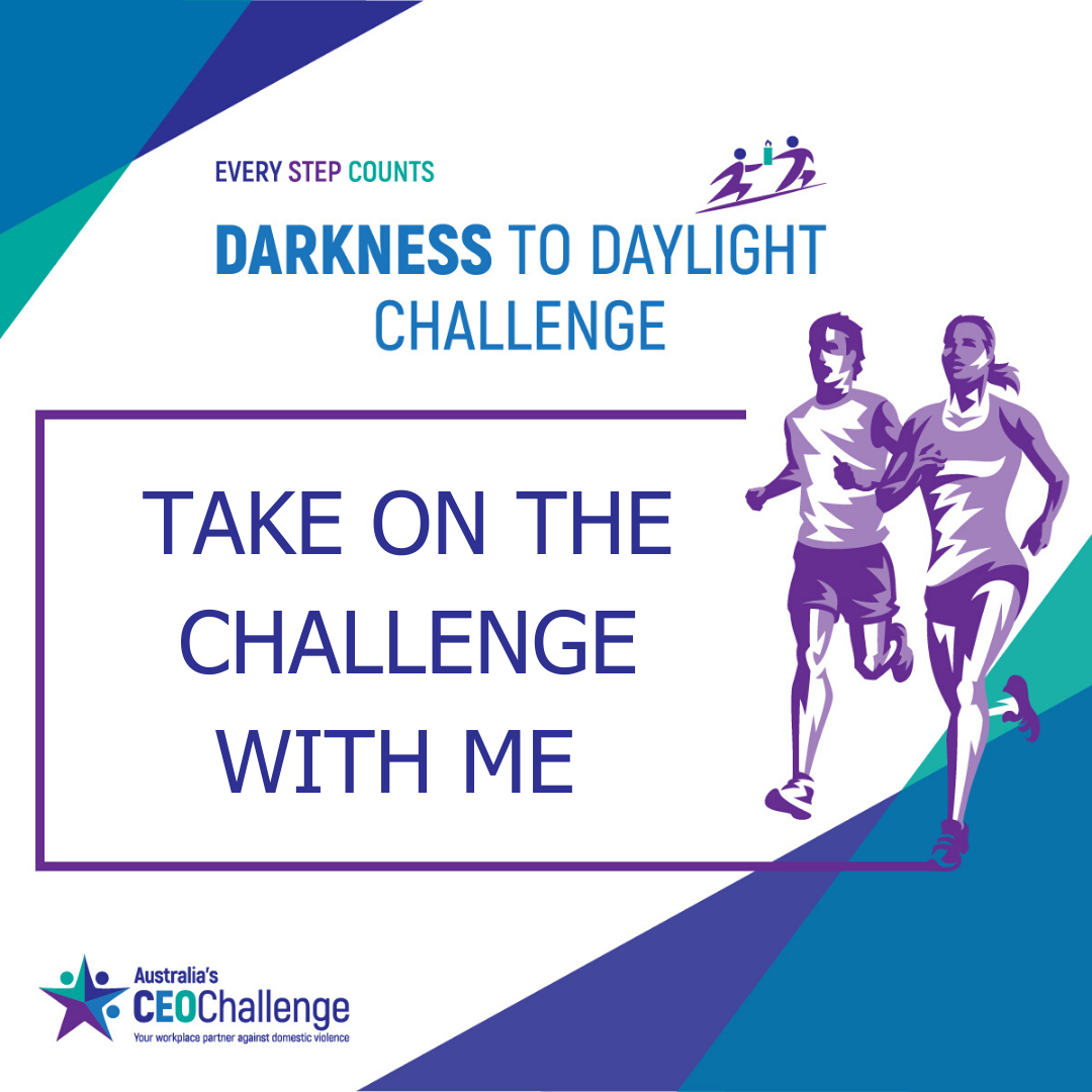 Take On The Challenge With Me